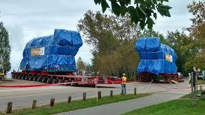Marquette Board Of Light And Power Blp Generators Headed Toward Home Wnmu Fm