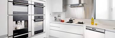 modern day kitchen living the premium and corium collections by de dietrich da man