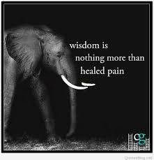 Healed pain quote Quotes Pinterest
