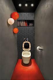 deco wc noir la déco qui pétille orangefizz