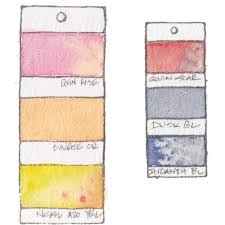 Paint Chips by Stamping Bella Danielle U0027s Rubber Stamps Paint Chips Donna