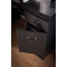 Sauder Graham Hill Computer Desk With Hutch by Bush Birmingham Executive Desk Walmart Com