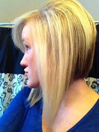 mid length hair cuts longer in front long in front short in back hair long in front short in back
