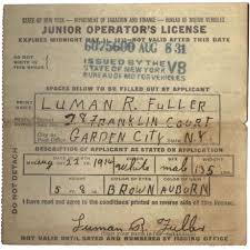 evolution of the new york driver u0027s license graphic nytimes com