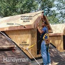 Cost To Dormer A Roof How To Frame A Gabled Dormer Family Handyman