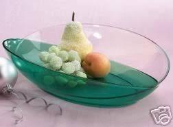 butterfly platter sheerly emerald butterfly platter