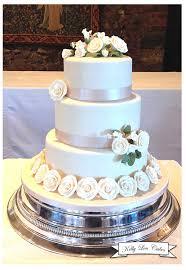 fondant wedding cakes u2013 kelly lou cakes