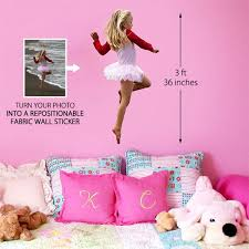 Print Your Photo Into Wall Sticker Customize Online To Make The - Wall sticker design your own
