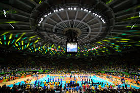 ariake arena the latest in string of iconic olympic venues fivb
