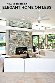 how to create an elegant home on less sarah titus
