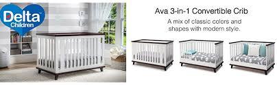 Delta 3 In 1 Convertible Crib Delta Children 3 In 1 Convertible Crib White