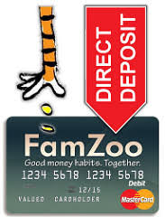 direct deposit card where are the bank routing and account numbers for direct deposit to