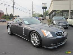 cadillac xlr colors 2009 gray flannel cadillac xlr platinum roadster 68772554 photo