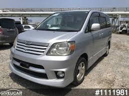 toyota japan used toyota noah from japan car exporter 1111981 giveucar
