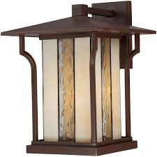Outdoor Sconces Frank Lloyd Wright Style Lighting Lights Online Blog