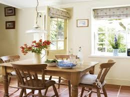 interior country dining room decor in inspiring country dining