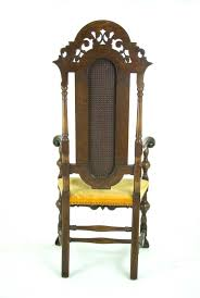 antique arm chair william and mary chair scotland 1920 b799