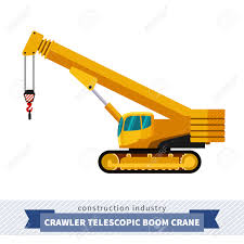 telescopic boom crawler crane the best crane 2017