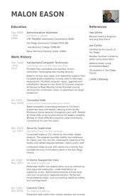 Desktop Support Technician Resume Example by Computer It Technician Resume Entry Level Automotive Technician