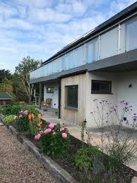 contemporary sips self build house dunfermline