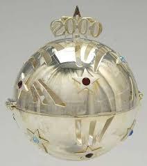 lenox millennium ornament at replacements ltd