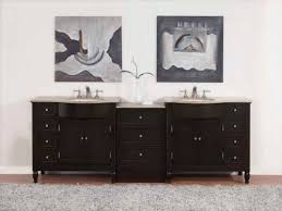 furniture lovely 15 must see double sink bathroom vanities in