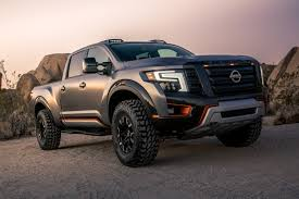 nissan titan 2018 naias 2016 nissan titan warrior ready for off road attack