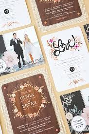cheap make your own wedding invitations 50 unique photos of printing your own wedding invitations