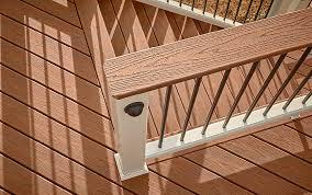 Banister Options Trex Transcend Composite Deck Railing Trex