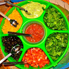 Halloween Party Ideas For A Bar by Walking Taco Bar My Parties Pinterest Taco Bar Bar And Grad