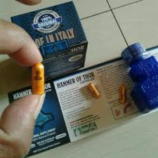 jual hammer of thor asli herbal import italy kapsul logo obat kuat