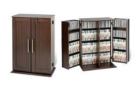 Wood Storage Cabinet With Locking Doors Wood Storage Cabinet With Locking Doors Small Shaker Home
