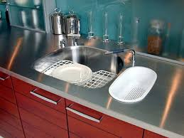 stainless steel countertop with built in sink about construction for your stainless steel countertop 1 1 2