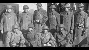 all black all black world war i regiment featured in new documentary