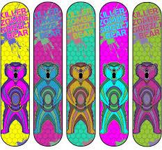 snowboard design killer grizzly new snowboard designs creative