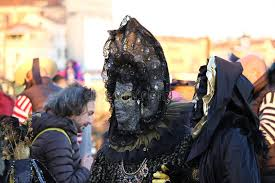 venetian masquerade costumes carnival of venice venetian masquerade editorial photography