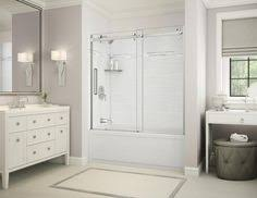 Bathtub Wall Kit Maax Marble Carrara Fiberglass Plastic Composite Bathtub Wall