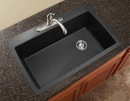 Composite Sink Buying Guide  Blanco Undermount Silgranit - Blanco silgranit kitchen sink