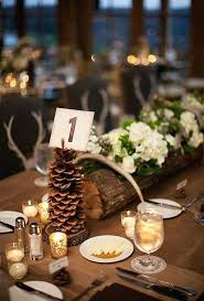 table decorations with pine cones pine cone decorations for wedding snowy candle jar luminaries crafts