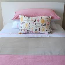 rose linen duvet cover set crisp home