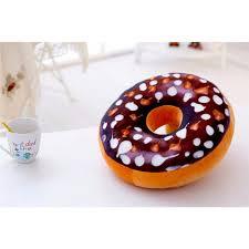 baby plush donut replica decorative pillow 16