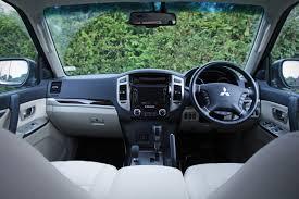 mitsubishi shogun 2017 interior mitsubishi shogun review and test drive tartan tarmac