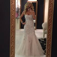 bling wedding dresses mermaid wedding dresses with lots of bling wedding dresses