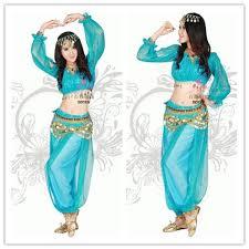 Genie Halloween Costume Cheap Aladdin Genie Costume Aliexpress
