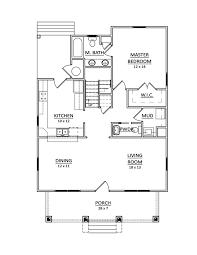 11 x 11 kitchen floor plans craftsman style house plan 3 beds 2 5 baths 1512 sq ft plan 936