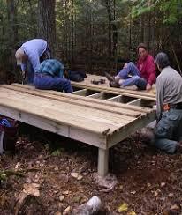 Building A Tent Platform About Us