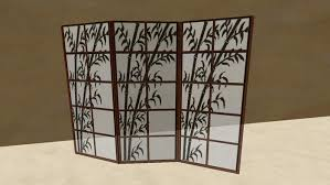 second life marketplace japanese room divider