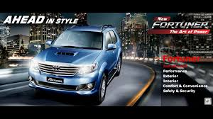 fortuner specs toyota fortuner fuel efficiency auto cars