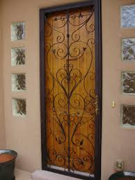 French Security Doors Exterior by Security Door In Las Cruces Nm They Don U0027t Have To Be Ugly