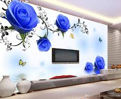 simple fashion blue roses tv background wall mural 3d wallpaper 3d simple fashion blue roses tv background wall mural 3d wallpaper 3d wall papers for tv backdrop hd wallpaper f hd wallpaper free from catherine198809100